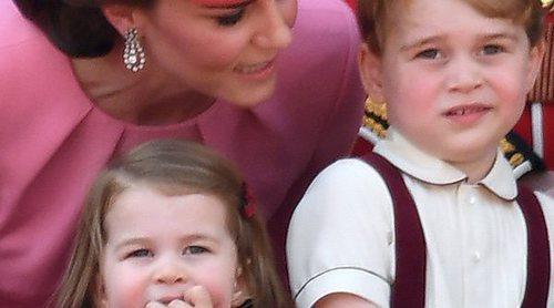 Los Duques de Cambridge reutilizarán todo lo de Jorge y Carlota para el tercer bebé que está en camino