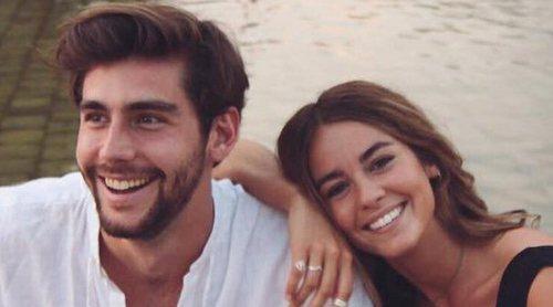 Álvaro Soler presume de su amor hacia Sofía Ellar: 'Eres la mujer más guapa del mundo mundial'