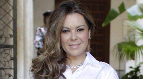 María José Campanario utiliza una cámara hiperbárica para tratar su fibromialgia
