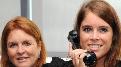 Sarah Ferguson 'pone en peligro' la boda de la Princesa Eugenia de York y Jack Brooksbank