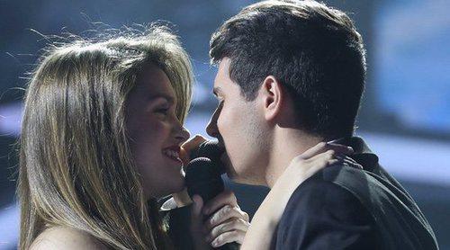 Amaia y Alfred graban el videoclip de 'Tu canción' derrochando amor y ternura