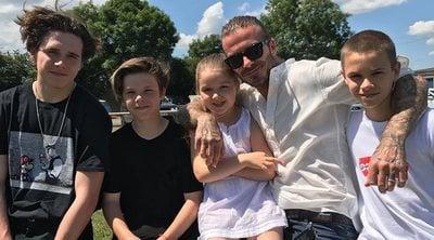 Éxito y fama: Así son y así se llevan los hermanos Beckham
