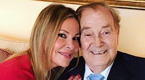 Ana Obregón felicita a su padre por su 92 cumpleaños: 'Eres mi ejemplo de vida'