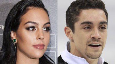 El pasado en común de Georgina Rodríguez y Javier Fernández, el ganador olímpico de patinaje