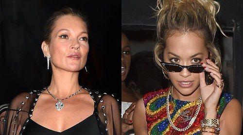 Kate Moss, Rita Ora, Liam Payne... Ninguna celeb se pierde la fiesta posterior a los premios BAFTA