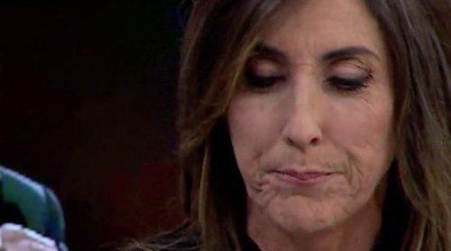 Paz Padilla se emociona al recordar a Chiquito de la Calzada en su visita a 'El Hormiguero'