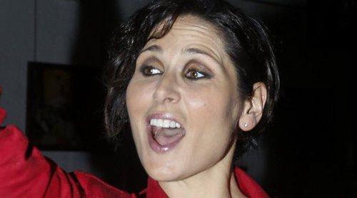 Rosa López bromea sobre la letra del himno español de Marta Sánchez: '¡Me ha robado la idea!'