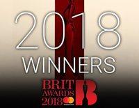 Lista completa de ganadores de los Brit Awards 2018