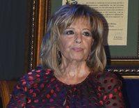 "María Teresa Campos ""se encuentra levantada e iniciando tolerancia a dieta líquida"""