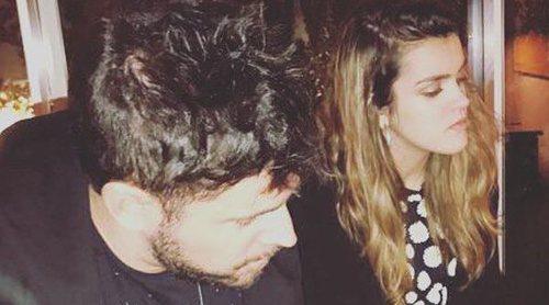 Alfred y Amaia disfrutan de una noche entre amigos con Pablo López