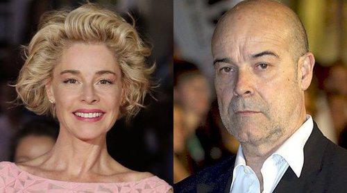 Antonio Resines y Belén Rueda desvelan si tuvieron o no un romance durante 'Los Serrano'