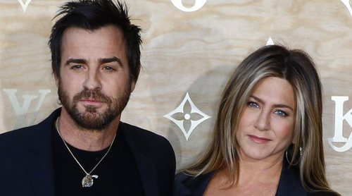 Jennifer Aniston y Justin Theroux hacían vidas separadas porque él no era feliz en su matrimonio