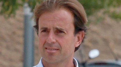 Josep Santacana habla por primera vez tras hacerse pública su ruptura con Arantxa Sánchez Vicario
