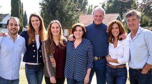 Los protagonistas de 'Médico de familia' se reencuentran en 'Mi casa es la tuya'