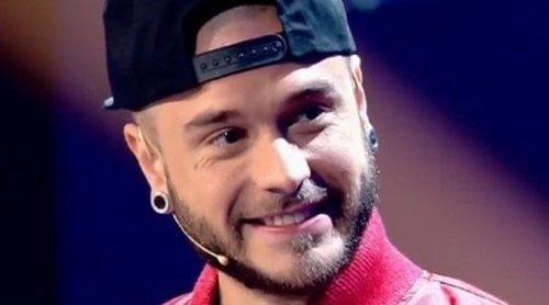 Adrián Rodríguez, nuevo concursante confirmado de 'Supervivientes' en pleno directo de 'Got Talent'