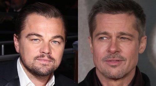 Brad Pitt y Leonardo DiCaprio, protagonistas de la nueva película de Quentin Tarantino