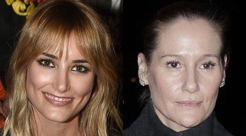 Alba Carrillo contra Fiona Ferrer: '¿En serio esta mujer aconseja de moda?'