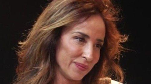 María Patiño habla de sus inseguridades en la infancia: 'Era un poco rebelde porque no me quería'