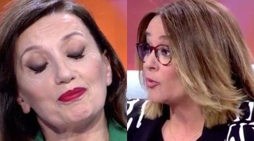 El zasca de Luz Casal a Toñi Moreno en 'Viva la vida' que la dejó sin palabras