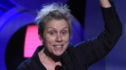 El polémico discurso de Frances McDormand en los Independent Spirit Awards