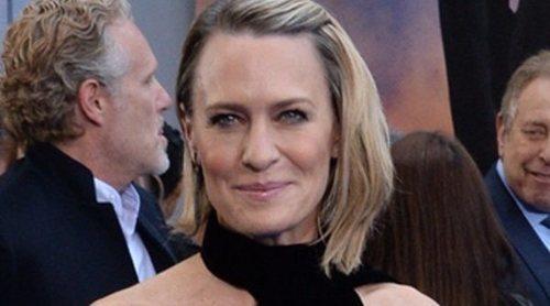 Robin Wright releva a Kevin Spacey en la nueva temporada de 'House of Cards'