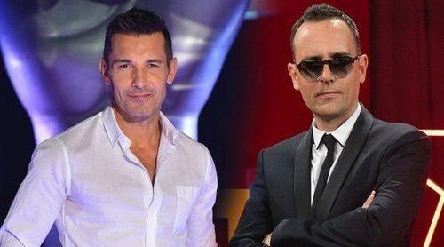 Enemigos Íntimos: Jesús Vázquez y Risto Mejide, de las broncas en 'OT' a los abrazos en 'Got Talent'