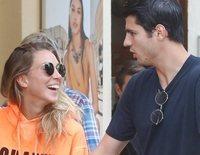 Alice Campello y Álvaro Morata disfrutan de unas vacaciones en Ibiza con sus hijos tras el asalto a su casa