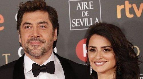 Penélope Cruz y Javier Bardem presumen de amor y deslumbran en el estreno de 'Loving Pablo'