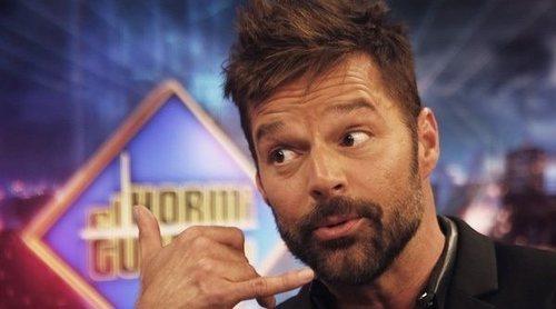 Ricky Martin visita 'El Hormiguero' para hablar de 'Fiebre' y acaba confesando un pequeño secreto