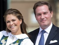 Magdalena de Suecia y Chris O'Neill presentan a su tercera hija