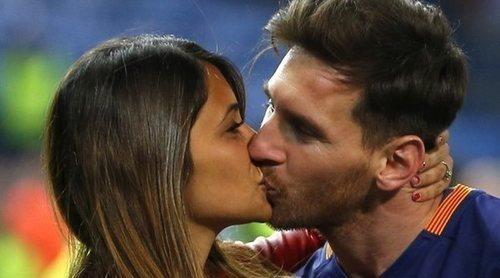 Leo Messi y Antonella Roccuzzo han sido padres por tercera vez