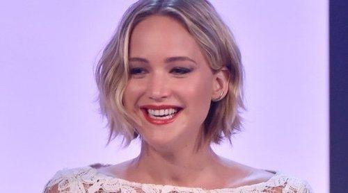 Jennifer Lawrence no mantiene relaciones sexuales por miedo a los gérmenes