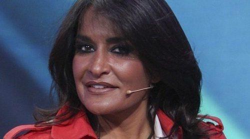 Aída Nízar, toda una estrella en la televisión italiana: 'Todo lo bueno que tengo me lo merezco'