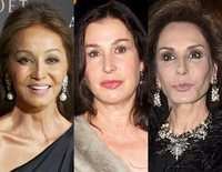Isabel Preylser, Naty Abascal y otras 'señoras bien' de la alta sociedad española