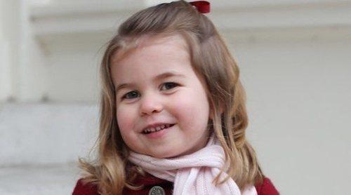 El Príncipe Guillermo revela la actividad favorita de su hija, la Princesa Carlota