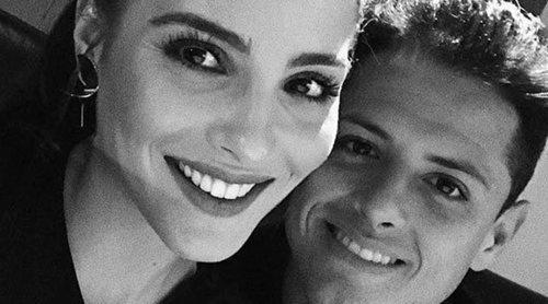 Andrea Duro y Chicharito comparten su amor y felicidad
