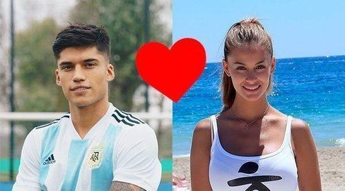 Desiré Cordero (Miss España 2015) y el jugador del Sevilla Joaquín Correa podrían estar juntos