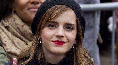 Emma Watson y Chord Overstreet hacen oficial su relación en las calles de Los Ángeles