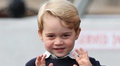 El Príncipe Jorge de Cambridge ya sabe lo que quiere ser de mayor, y no es ser Rey