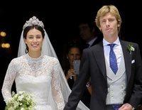 Así fue la romántica boda de Christian de Hannover y Alessandra de Osma en Lima