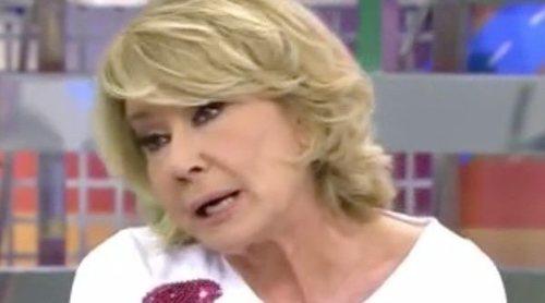 Mila Ximénez asegura que no ha vuelto a casa de Mayte Zaldívar por algo que Fernando les hizo a ambas