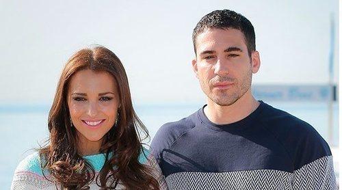 Paula Echevarría y Miguel Ángel Silvestre se reencuentran en la ciudad de Los Ángeles