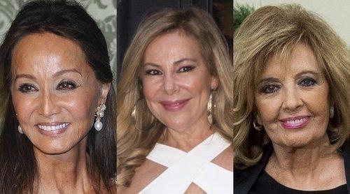 Los famosos y sus cocinas: del desastre de Isabel Preysler a la funcionalidad de María Teresa Campos