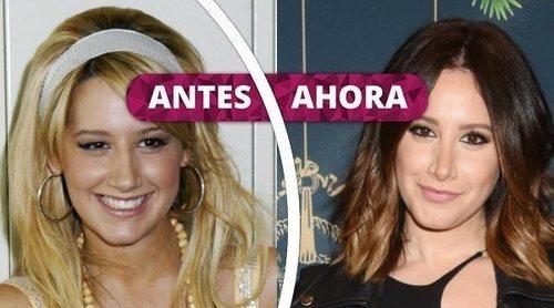 Así ha cambiado Ashley Tisdale: De cantante y chica Disney a productora y actriz de doblaje