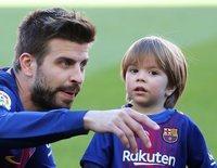 Niños y fútbol: Así han disfrutado del fin de semana Ivan Rakitic, Iker Casillas y Gerard Piqué