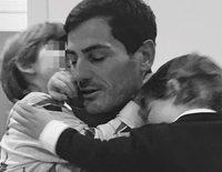 Iker Casillas, Marc Bartra, Antonio Banderas... Así han disfrutado los famosos del Día del Padre