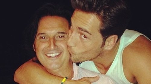Poty Castillo, entre dos aguas: De su buen rollo con Miguel Torres a su fiel amistad con David Bustamante