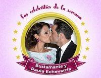 Paula Echevarría y David Bustamante, celebrities de la semana tras anunciar su divorcio