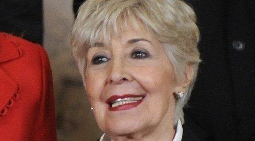 Concha Velasco revela que Pablo Motos intentó convencer a la Reina Letizia para ir a 'El Hormiguero'