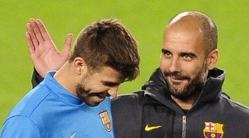 Gerard Piqué habla sobre su peor momento con Guardiola